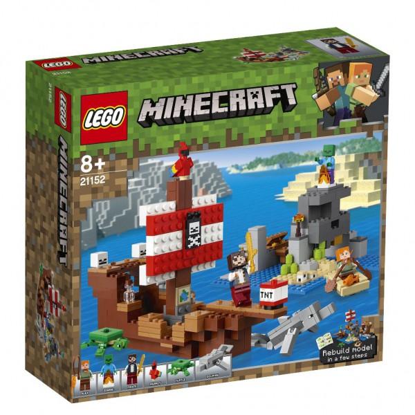 Das Piratenschiff-Abenteuer