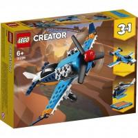 LEGO® Propellerflugzeug 31099