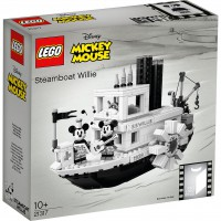 LEGO® LEGO Ideas - Disney Mickey Mouse: Dampfschiff Willie 21317
