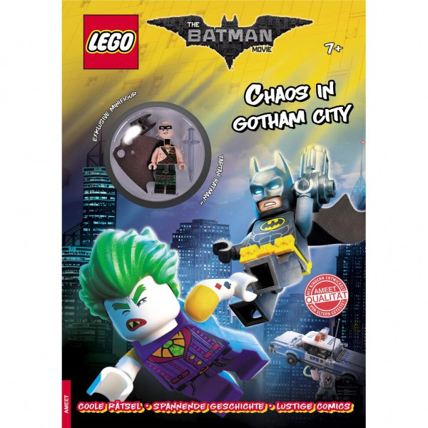 The LEGO® Batman Movie Chaos in Gotham City