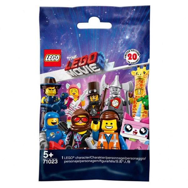 The LEGO Movie 2 Minifiguren