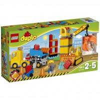 LEGO® Große Baustelle 10813
