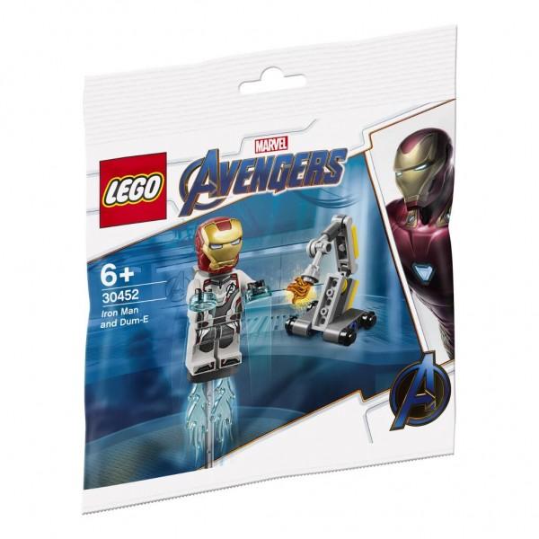 Iron Man und Dum-E