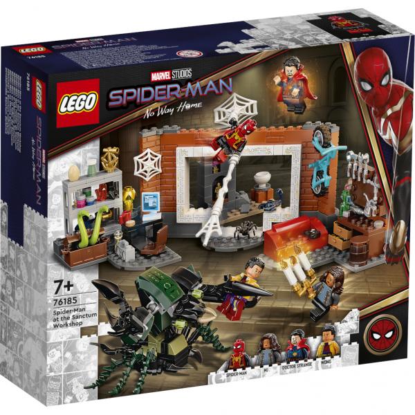 Super Heroes Spider-Man in der Sanctum Werkstatt