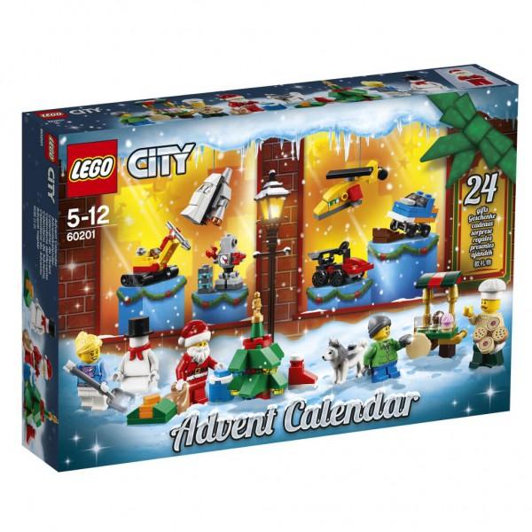 LEGO® City Adventskalender 2018