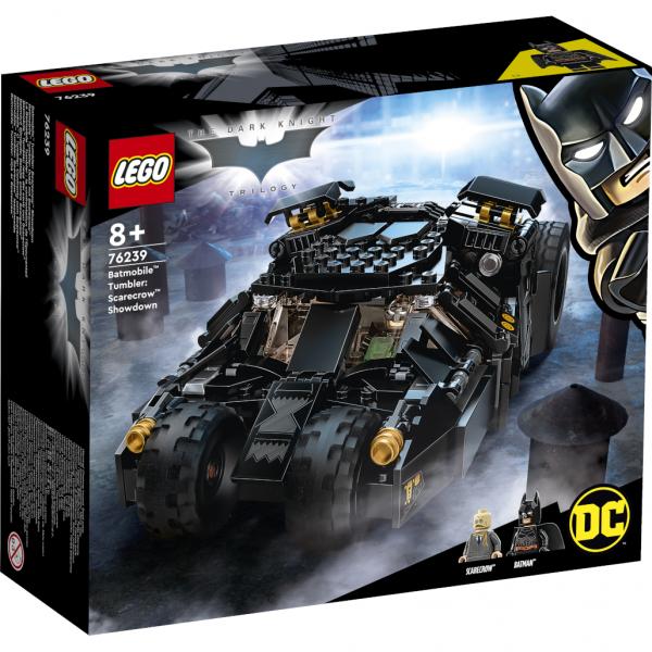 DC Batman™ – Batmobile™ Tumbler: Duell mit Scarecrow™
