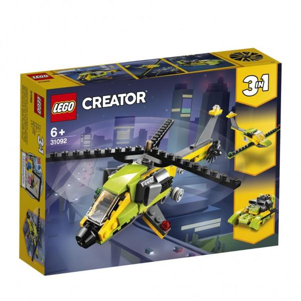 Hubschrauber-Abenteuer