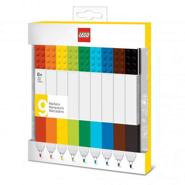 LEGO® Fasermaler 9er Set