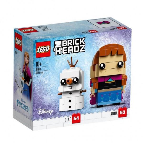 Lego Brickheadz - Anna-Olaf