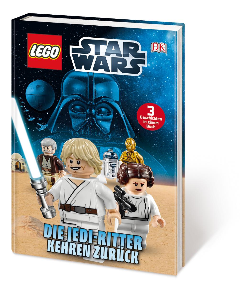 NEU Die Dunkle Seite Fachbuch LEGO® Star Wars™ Hintergrundgeschichten