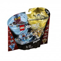 LEGO® Spinjitzu Nya & Wu 70663