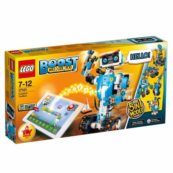 Programmierbares Roboticset