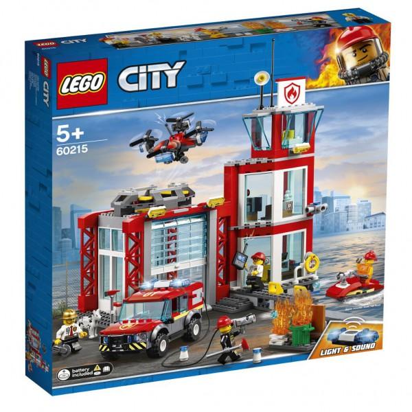 Feuerwehr-Station