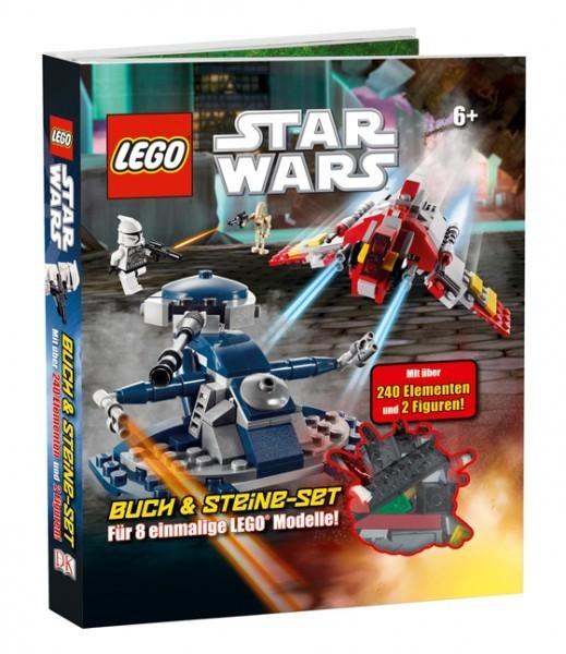 LEGO® Star Wars™ Buch & Steine-Set