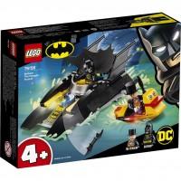 LEGO® Verfolgung des Pinguins - mit dem Batboat - 76158