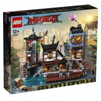 LEGO® NINJAGO® City Hafen 70657