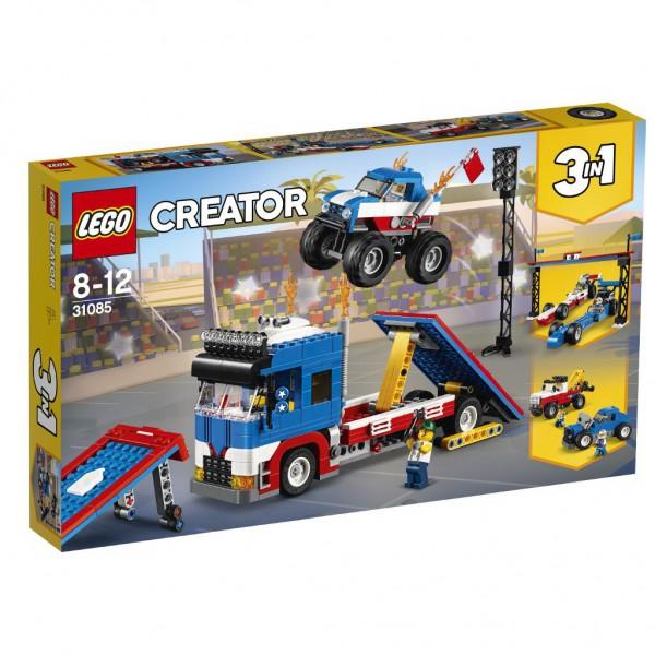Stunt-Truck-Transporter
