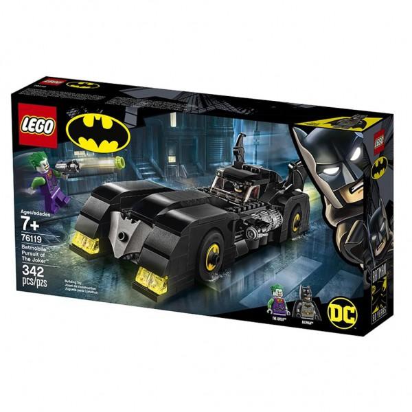 Batmobile™: Verfolgungsjagd mit dem Joker™