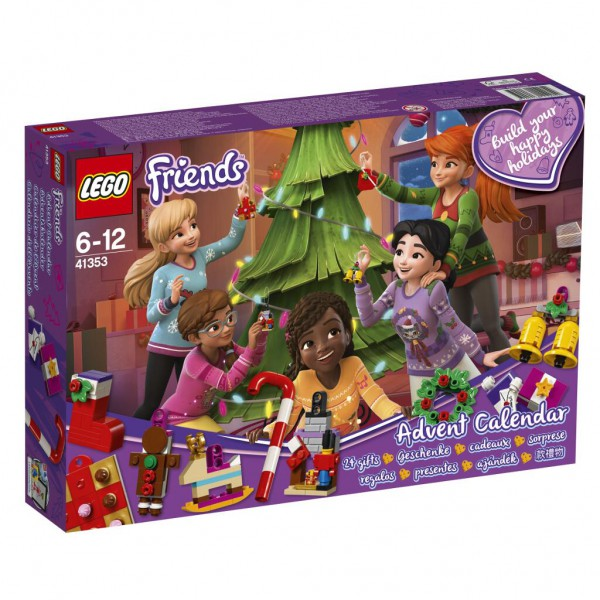 LEGO® Friends Adventskalender 2018