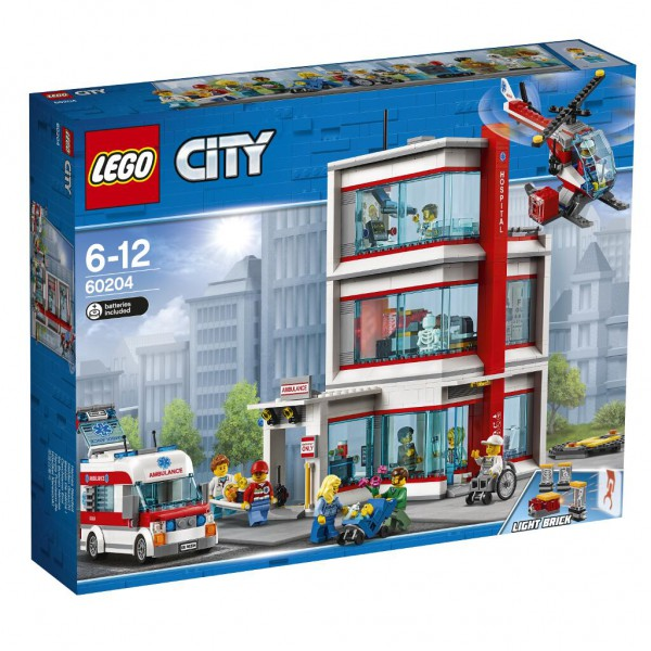 City Krankenhaus - 60204