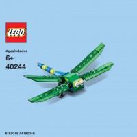 LEGO® Polybag LEGO - 40244 - Libelle