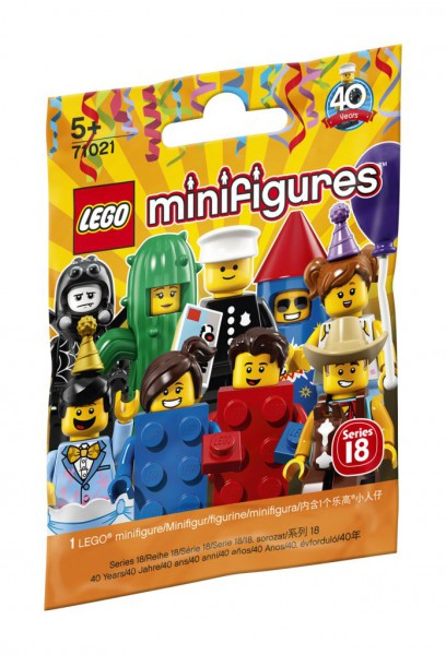 LEGO® Minifigures Serie 18: Party