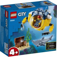 LEGO® Mini-U-Boot für Meeresforscher 60263