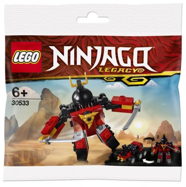 Polybag LEGO NINJAGO - 30533 - Sam-X