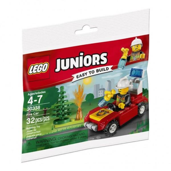 Polybag LEGO Juniors - 30338 - Löschauto