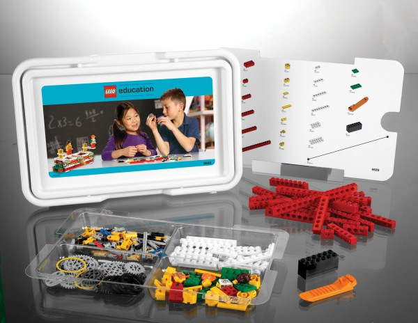 LEGO® Einfache Mechanik Set inklusive Unterrichtsmaterialien