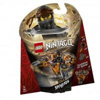LEGO® Spinjitzu Cole 70662