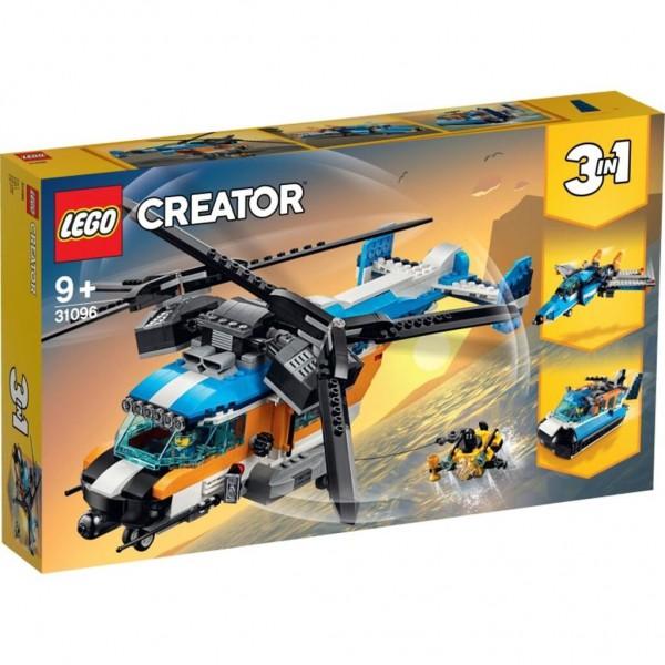 Doppelrotor-Hubschrauber