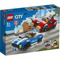 LEGO® Festnahme auf der Autobahn 60242