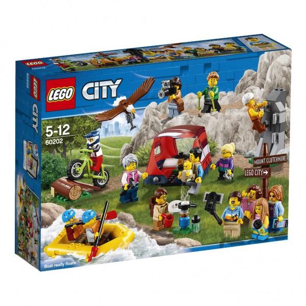 Stadtbewohner – Outdoor-Abenteuer