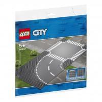 LEGO® Kurve und Kreuzung 60237