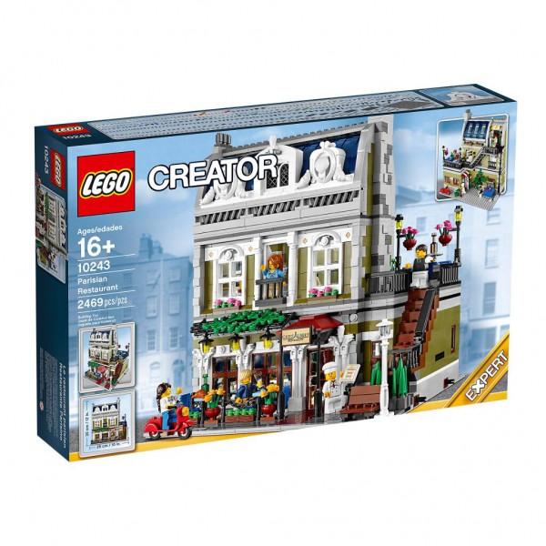 LEGO Creator - Pariser Restaurant