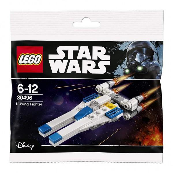 Polybag LEGO STAR WARS - 30496 - U-Wing Fighter