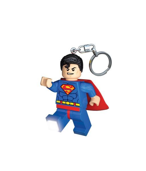 LEGO® DC Super Heroes Superman Minitaschenlampe