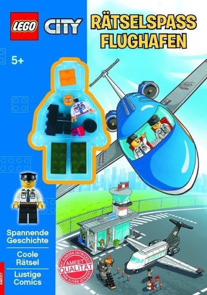 LEGO® CITY™ Rätselspaß Flughafen