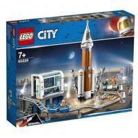 LEGO® Weltraumrakete mit Kontrollzentrum 60228