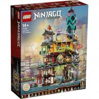 LEGO® LEGO Ninjago Legacy - Die Gärten von Ninjago City 71741