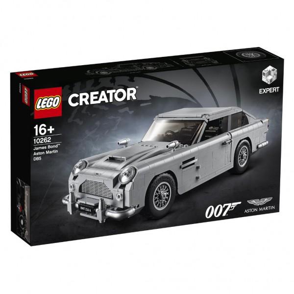 LEGO® Creator Expert 10262 James Bond™ Aston Martin DB5