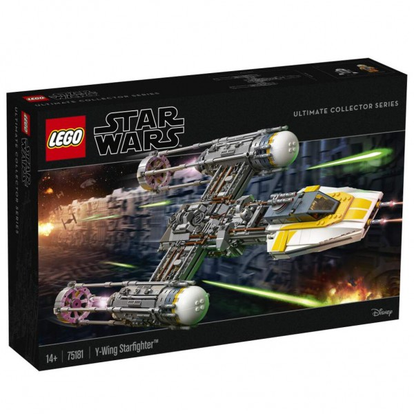 LEGO Star Wars - 75181 - Y-Wing Starfighter