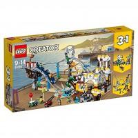 LEGO® Piraten-Achterbahn 31084