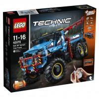 LEGO® Allrad-Abschleppwagen 42070