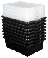 LEGO® LEGO Aufbewahrungsboxen Medium (8er Set) - 5498 -