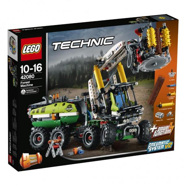 Harvester-Forstmaschine