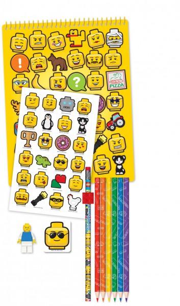 LEGO® Iconic Schreibwaren-Set