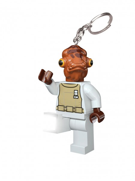 LEGO® Star Wars™ Admiral Ackbar Minitaschenlampe