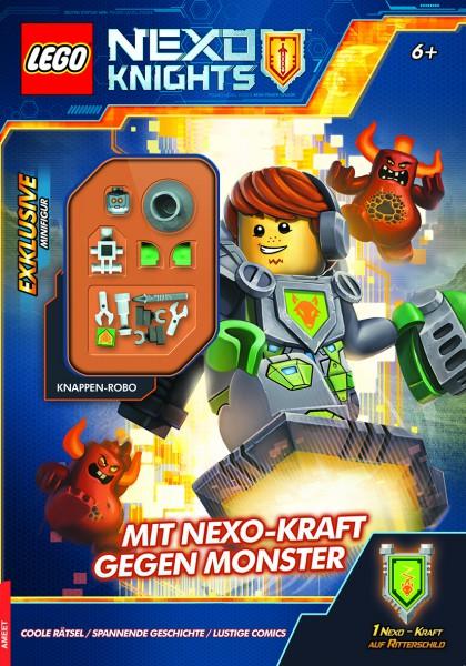 LEGO® NEXO KNIGHTS™ Mit Nexo Kraft gegen Monster